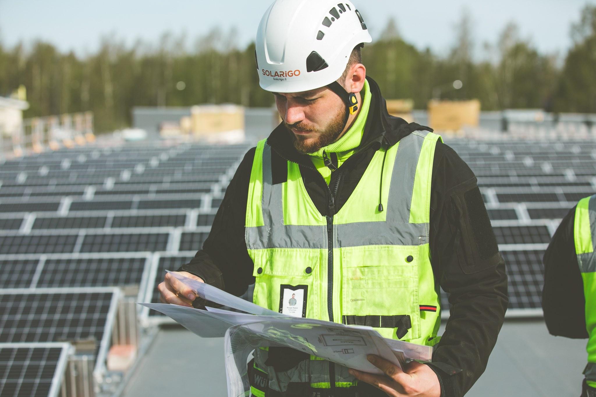 Solarigon-aurinkovoimalat