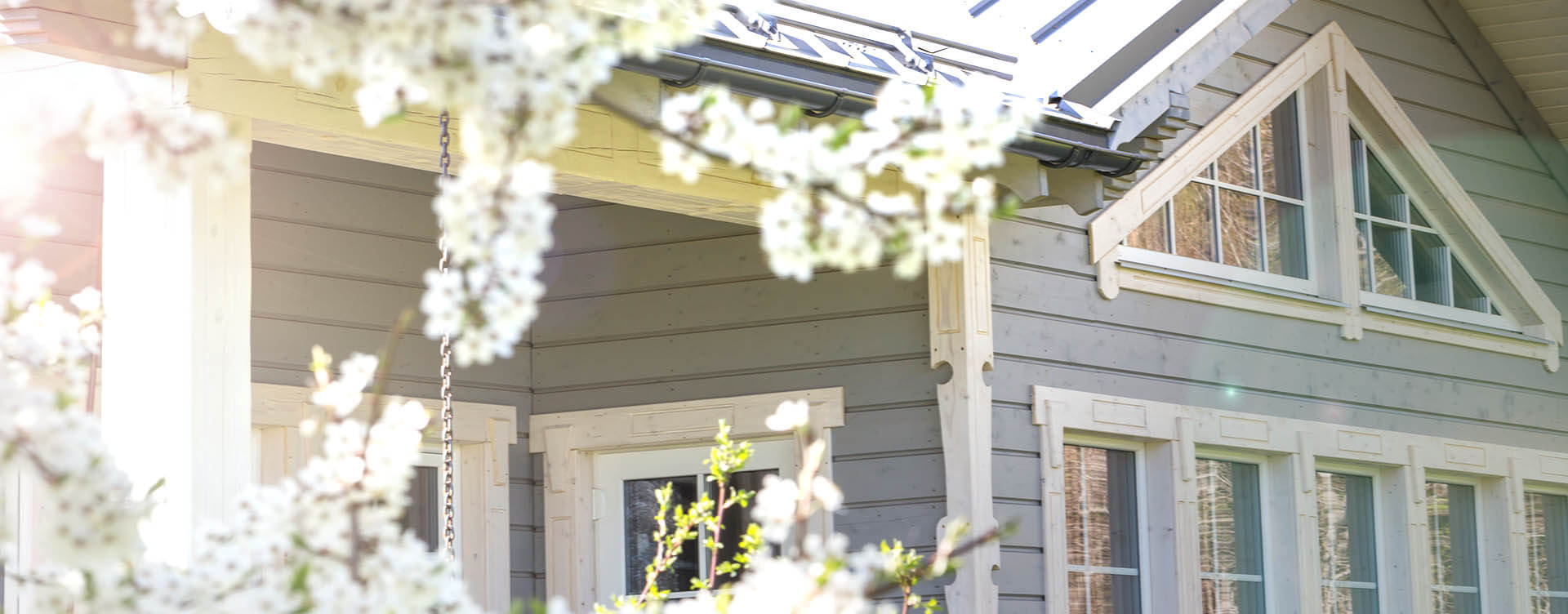 aurinkosahko-talo